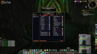 WoW PTR 7.3.2 Heal Monk Antorus, the Burning Throne Argus Raid