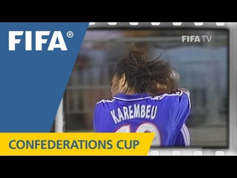 The Story of the FIFA Confederations Cup: 2001