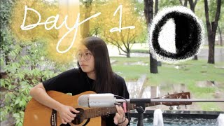 HONNE - Day 1 ◑ [ COVER ]
