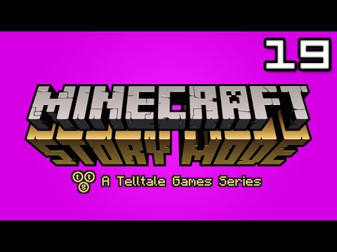 Minecraft Story Mode Let's Play: Episode 6 Part 2 - WHO DUN IT?