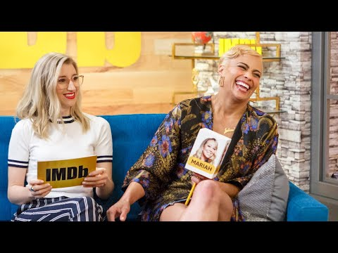 Paula Patton Dishes on Will Smith, Denzel Washington, and Tom Cruise | EP. 123 The IMDb Show