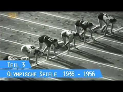 Olympische Spiele der Neuzeit | Teil III: 1936 - 1956