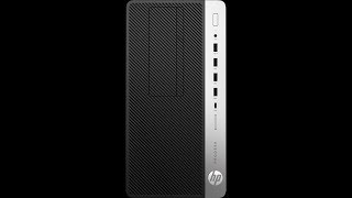 HP PRODESK 600 G4 unboxing | core i7 8th generation | pc detailed review