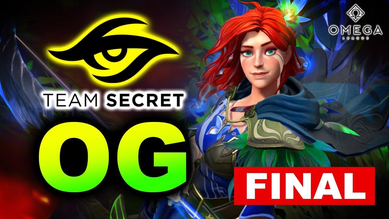 SECRET vs OG - GRAND FINAL - OMEGA LEAGUE DOTA 2 thumbnail