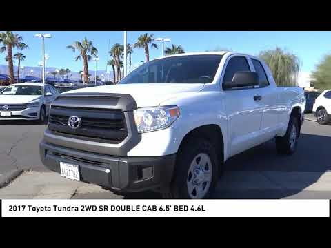 2017 Toyota Tundra 2WD SAN DIEGO ORANGE COUNTY LOS ANGELES INLAND EMPIRE PALM SPRINGS P0701A