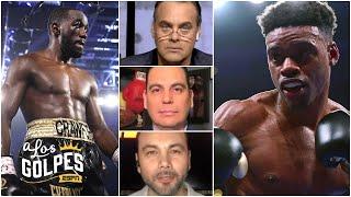 Terence Crawford y Errol Spence: ¿Son los mejores dotados del boxeo en la actualidad?   A los Golpes