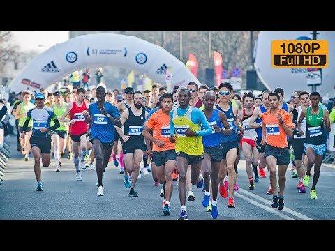 Warsaw Half Marathon 2018 – FULL RACE