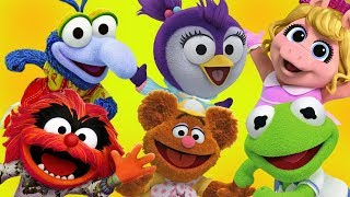 Muppet Babies All Characters   Puzzles, Learning Mini Games   Disney Junior App For Kids