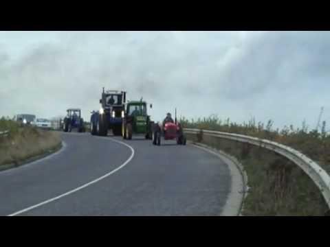 Fastest Vintage tractor