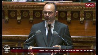 « La taxe d'habitation, parlons-en pour réformer cet impôt » déclare Édouard Philippe