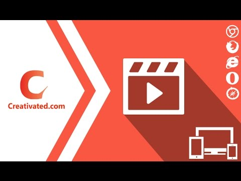 Creativated : HTML5 Video Widget for Adobe Muse