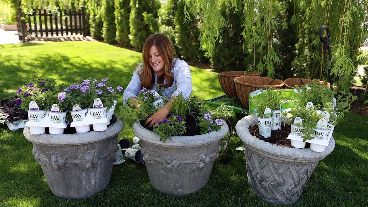 Download Planting 2022 Container Recipes! 🌿🌸// Garden Answer