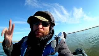 Мега удачная рыбалка на озере Лысый лиман