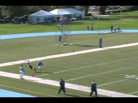 Hobart Football Highlights at Merchant Marine (10/23/2010)