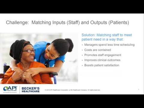 Disrupting Healthcare's Legacy Approach To Staffing