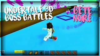ROBLOX Undertale 3D Boss Battles: Bete Noire #10