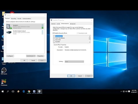 How to Fix Sound Distortion Problem in Windows 10 Laptop/PC