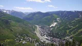 Vail, Colorado Overlook