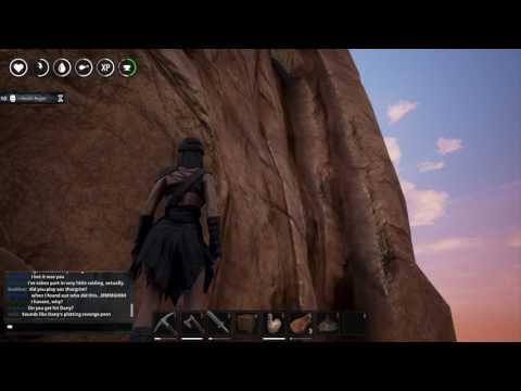 Conan Exiles - Showing some stuff in the game... |