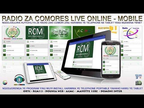 RADIO ZA COMORES LIVE