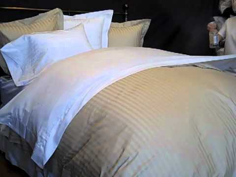 How to get rid of wrinkles in your bed linens
