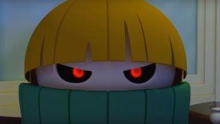Макс Грин и инопланетяне –Присматривая за Голиафом -  серия 49 - Мультфильм для детей – НЛО