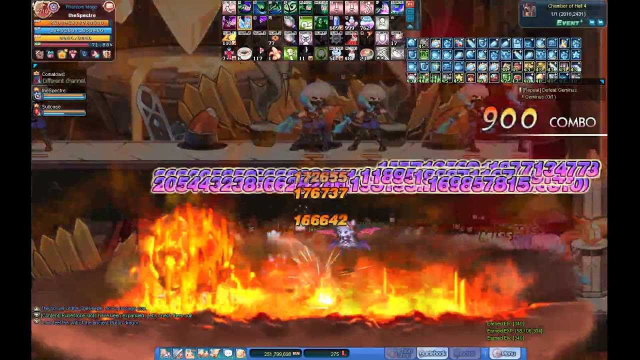 Download Latale Phantom Mage vs. Hell