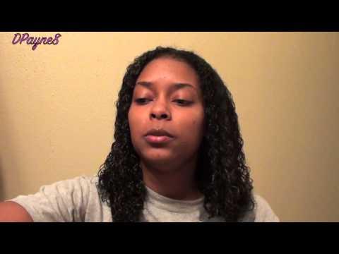 My Wash & Go Routine   Hair Tutorial thumbnail