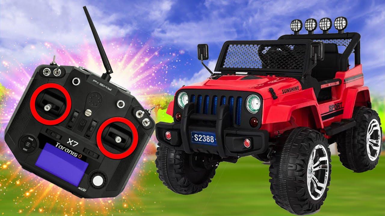 रिमोट कंट्रोल गाड़ी Remote Control Gadi Rc Jeep Hindi Kahaniya New Kahani कहानियां Hindi Kahaniyan