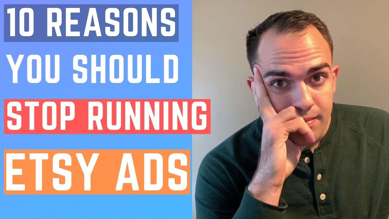 Etsy Ads - 10 Reasons Why I'm Slashing my Etsy Ads Budget (And You Should Too!)