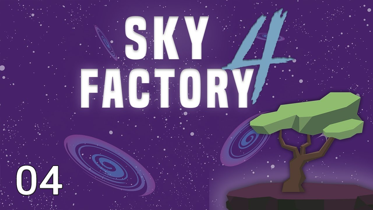 Sky Factory 4 Simple Storage Network