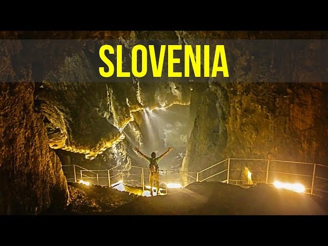 Most Amazing Cave in the World - SLOVENIA
