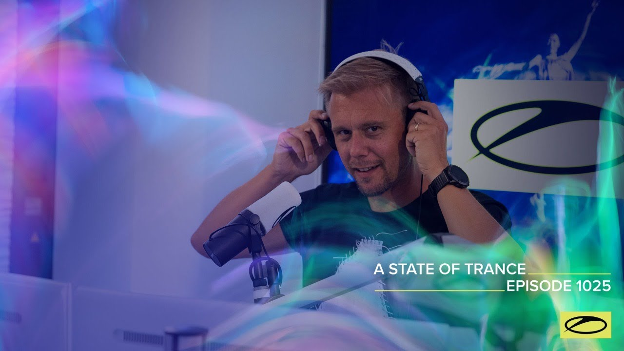 Download A State Of Trance Episode 1025 - Armin van Buuren (@A State Of Trance )
