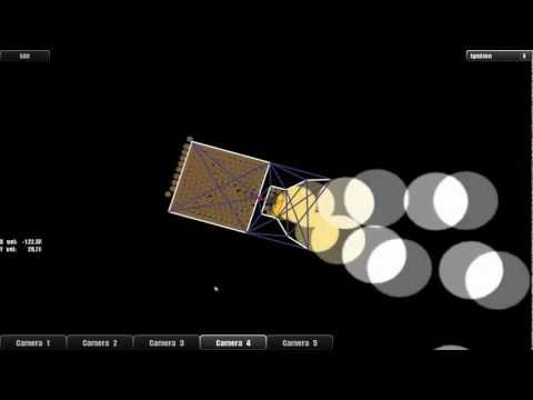 Rocket Builder - Cryptic Sea's Contribution To The NASA Game Jam