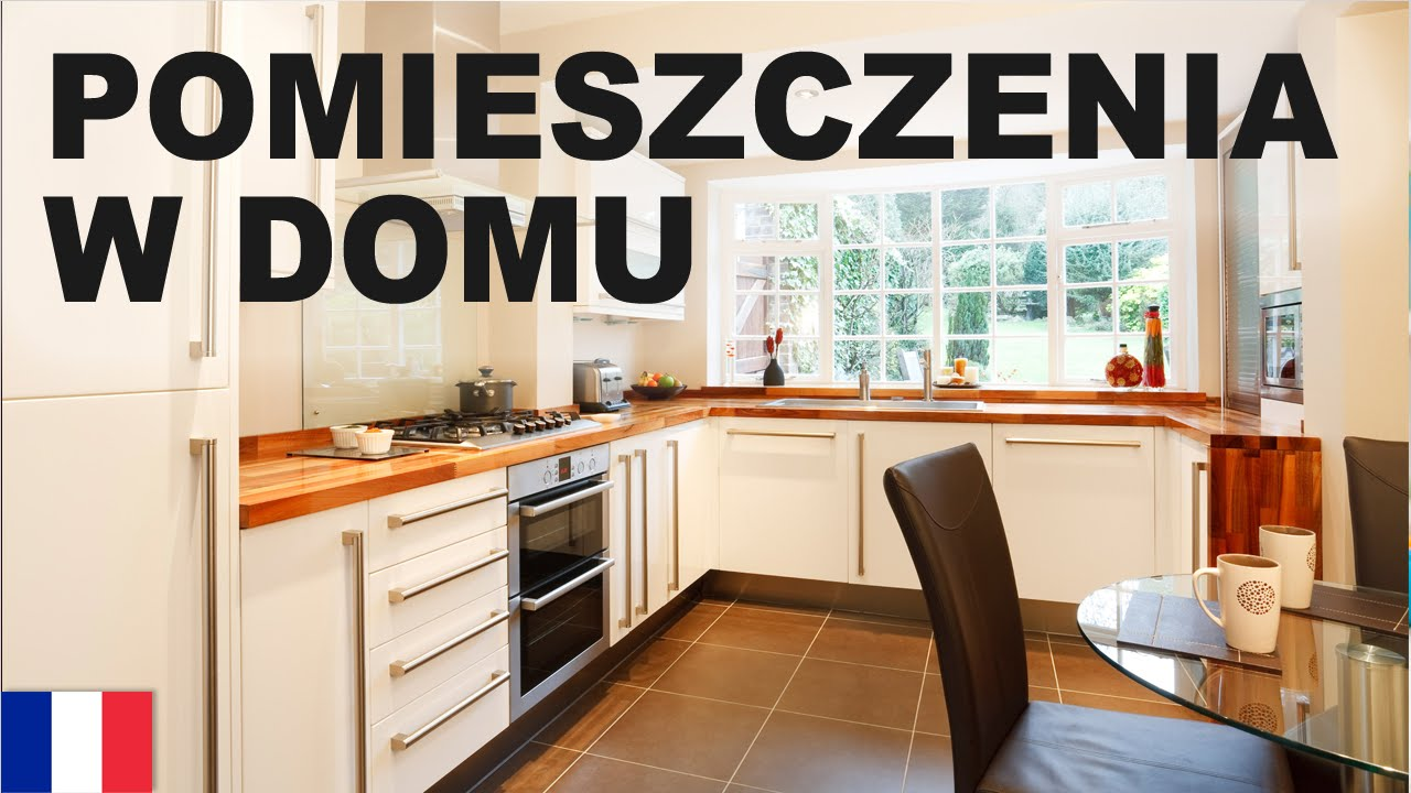 Apprendre le polonais les pi ces de la maison for Apprendre a dessiner une maison
