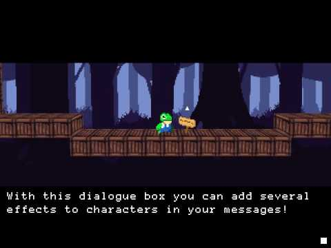Advanced Dialogue Box | GameMaker Studio