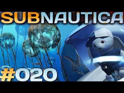Subnautica Deutsch #20 Gelsäcke Subnautica German Deutsch Gameplay