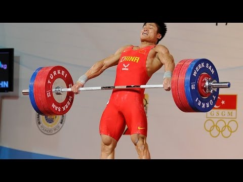 Squat Like An Olympic Weightlifter For INSANE Quad Development!