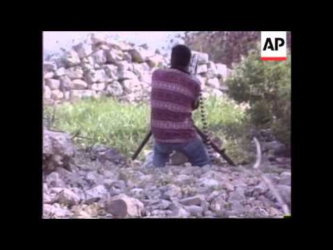 South Lebanon - Occupied Zone Attacked