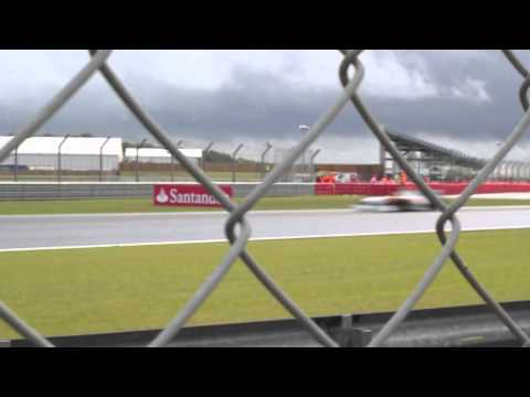 British Grand Prix 2011 in 92 seconds