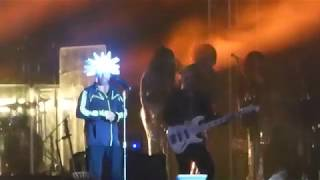 Jamiroquai - Seven Days In Sunny June--Live at Release Athens 2018 Festival --17-06-2018