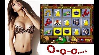 Как выиграть в игровых автоматах без взлома  Выигрыш в игровой автомат Пробки Lucky Hanter  Как обыг