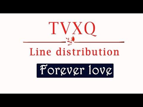 DBSK (THSK) - Forever love/Line distribution Mp3