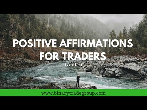 Positive Affirmations for Traders (Audio)