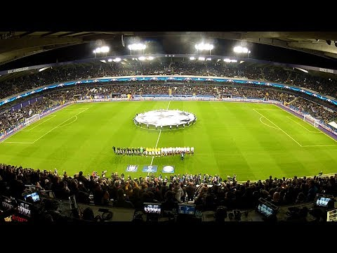 Discover the atmosphere of RSCA - Bayern