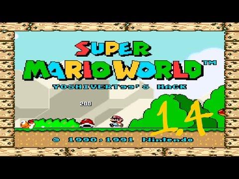 Super Mario World Yoshivert99's hack (1.4) (EN) - any%