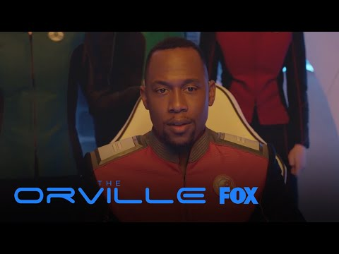 The Orville Sets Course To An Industrial Planet | Season 1 Ep. 3 | THE ORVILLE