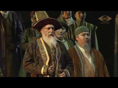 ¨Abai Opera¨ - ¨Act I final¨ (Astana Opera Theater) - 6/7/2016