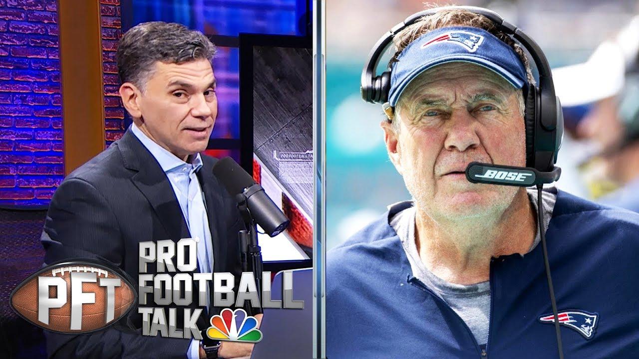 Download PFT Draft: Biggest Week 2 statements | Pro Football Talk | NBC Sports
