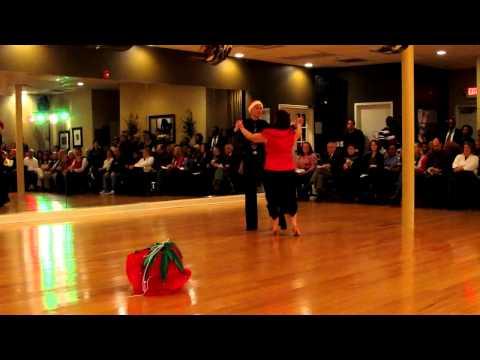 Julie Saunders Dec 2010 showcase Piper Glen Ballroom